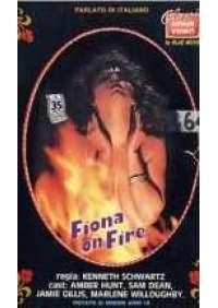 Fiona on fire
