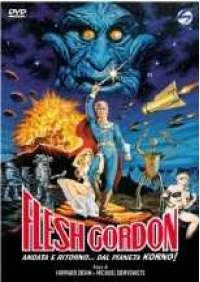 Flesh Gordon andata e ritorno dal pianeta Korno