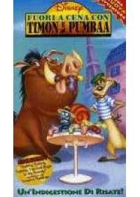 Fuori a cena con Timon e Pumbaa