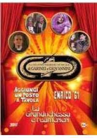 Garinei e Giovannini - La Grande commedia muiscale 1 (4 dvd)