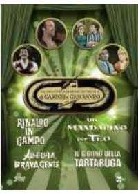 Garinei e Giovannini - La Grande commedia muiscale 2 (4 dvd)