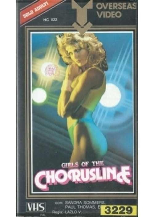 Girls of Chorus Line