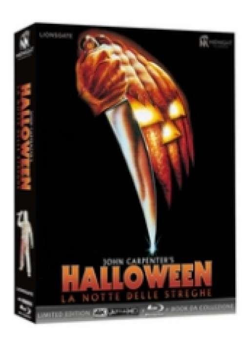 Halloween - La Notte Delle Streghe (Blu-Ray 4K+Blu-Ray+Booklet)