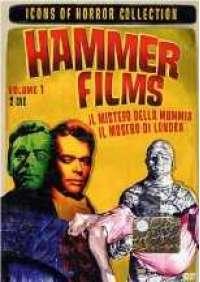 Hammer Films 1 (Il Mistero della Mummia/Il Mostro di Londra) (2 dvd)