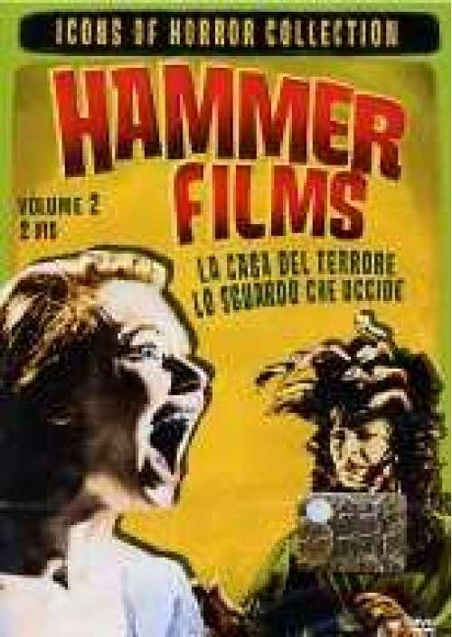 Hammer Films 2 (La Casa del terrore/Lo Sguardo che uccide) (2 dvd)