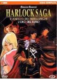 Harlock Saga (2 dvd)