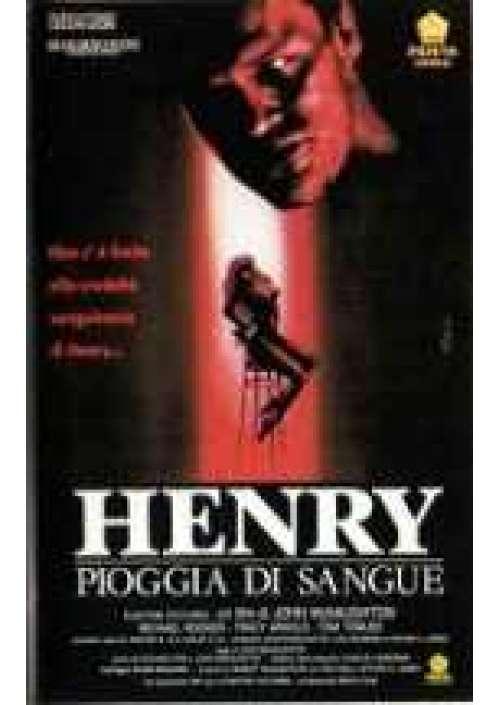 Henry pioggia di sangue