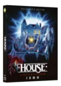 House Collection (Special Limited Edition Slipcase 4 Blu-Ray+4 Cards)
