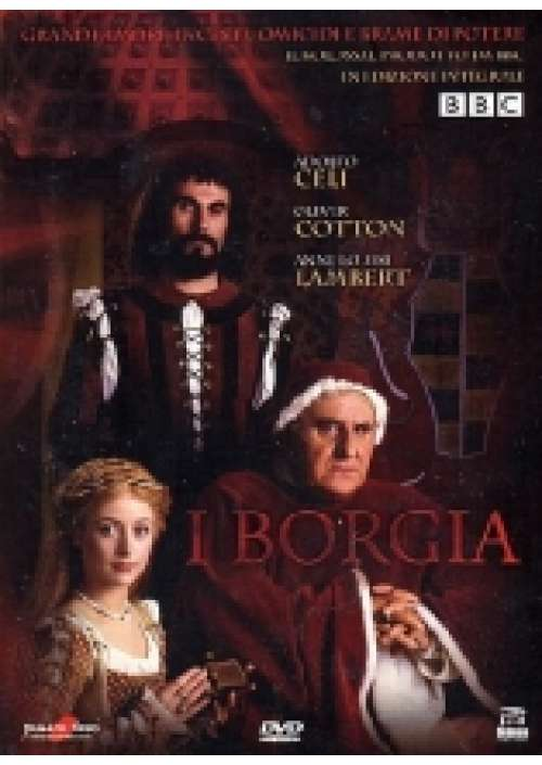 I Borgia (1981) (5 Dvd)