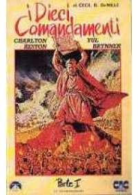 I Dieci comandamenti (2 vhs)