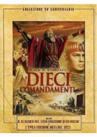 I Dieci Comandamenti (Collezione 50 Anniversario) (3 dvd)