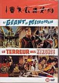 Il Gigante di Metropolis/Ursus il terrore dei Kirghisi