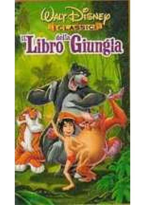Il libro della giungla l anime arriva su boing