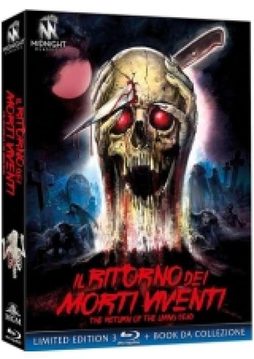 Il Ritorno Dei Morti Viventi (3 Blu-Ray+Booklet)
