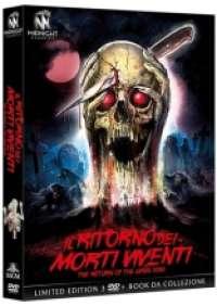 Il Ritorno Dei Morti Viventi (3 Dvd+Booklet)