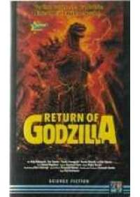 Il Ritorno di Godzilla (ed. tedesca)