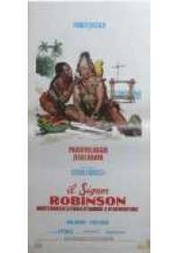 Il Signor Robinson, mostruosa storia d'amore...