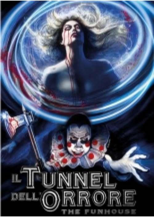 Il Tunnel Dell'Orrore - The Funhouse (3 Blu-Ray)