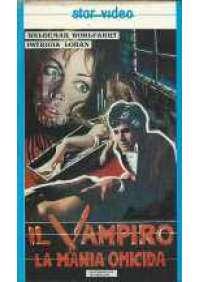 Il Vampiro - La Mania omicida