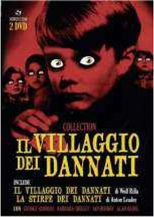 Il Villaggio dei dannati/La Stirpe dei dannati (2 dvd)