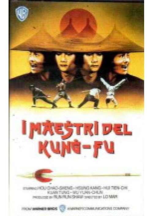 I Maestri del Kung-Fu