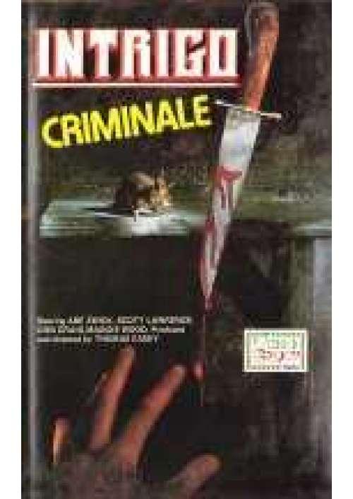 Intrigo Criminale (1971)