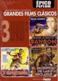 I Sette gladiatori (in spagnolo)