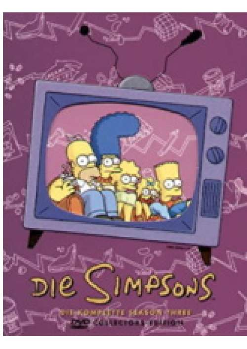 I Simpson - Stagione 3 (4 dvd)