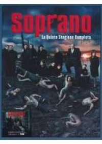 I Soprano - Stagione 5 (4 dvd)
