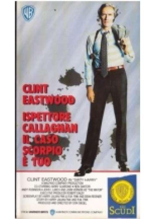 Ispettore Callaghan il caso Scorpio e' tuo!