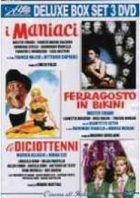 Italian Comedy Box Set (3 dvd)