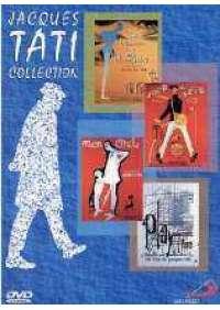 Jacques Tati Collection (4 dvd)