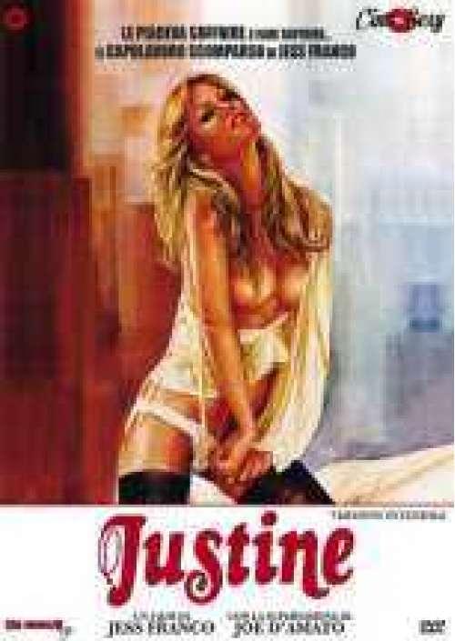 Justine una minorenne deliziosa