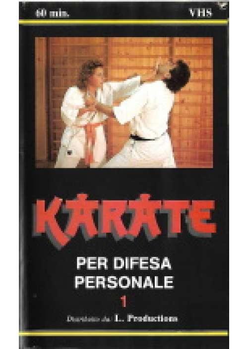 Karate per difesa personale 1