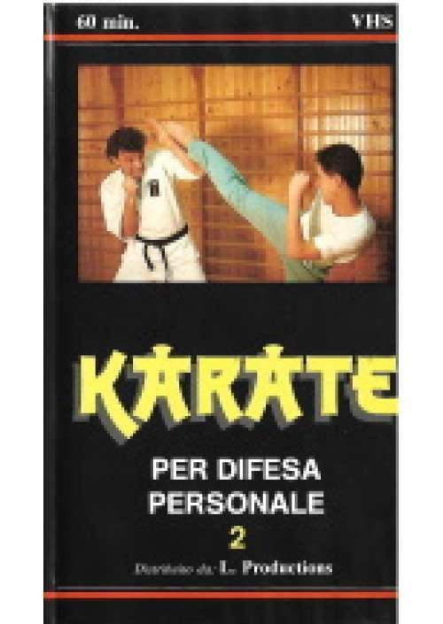Karate per difesa personale 2