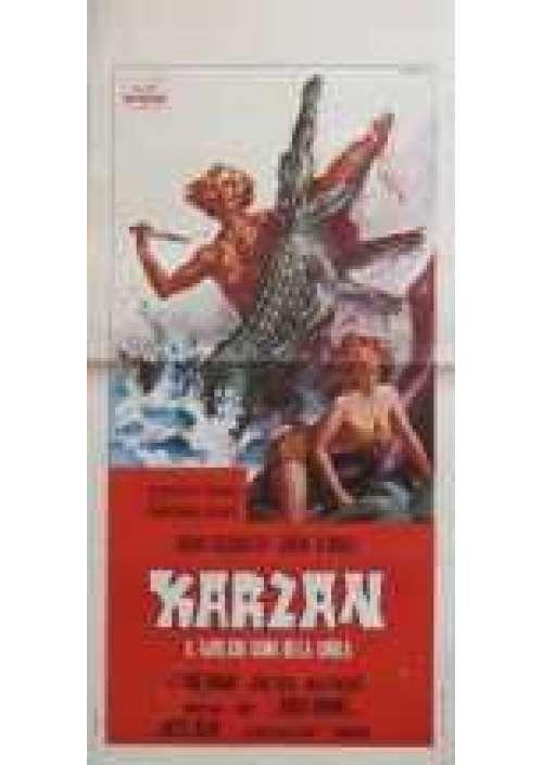 Karzan il favoloso uomo della Giungla