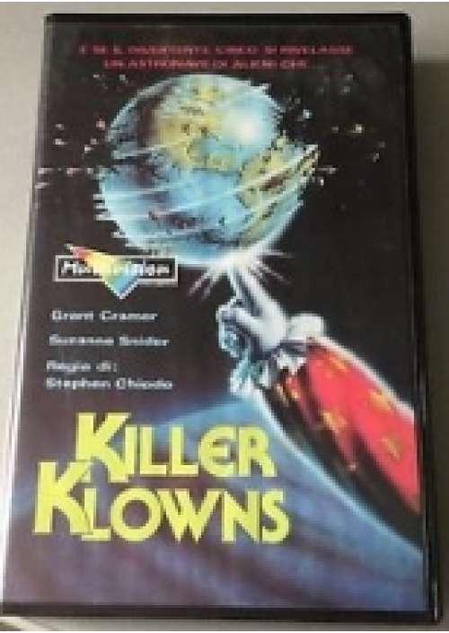 Killer Klowns (Killer Klowns from outer space)
