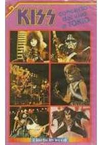 Kiss - Concerto dal vivo a Tokio