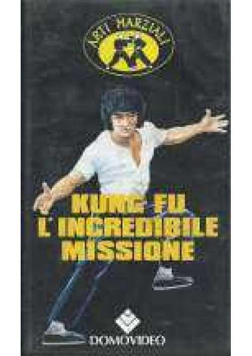 Kung Fu - L'Incredibile missione