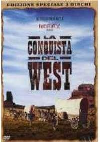 La Conquista del West (3 dvd)