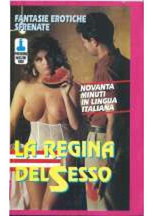La Regina del sesso (For the love of pleasure)