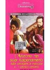 L'Aretino nei suoi ragionamenti sulla cortigiane...