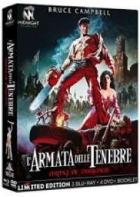 L'Armata delle tenebre (4 Dvd+3 Blu Ray)
