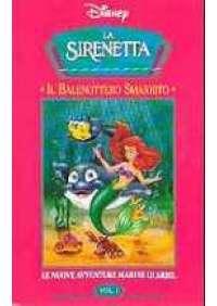 La Sirenetta (6 vhs)