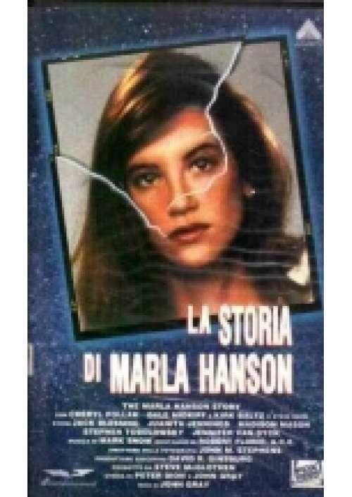 La Storia di Marla Hanson