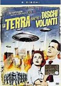 La Terra contro i dischi volanti (2 dvd)