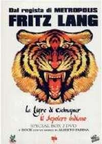 La Tigre di Eschnapur/Il Sepolcro indiano (2 dvd+libro)