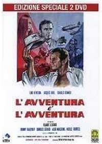 L'Avventura è l'avventura (2 dvd)
