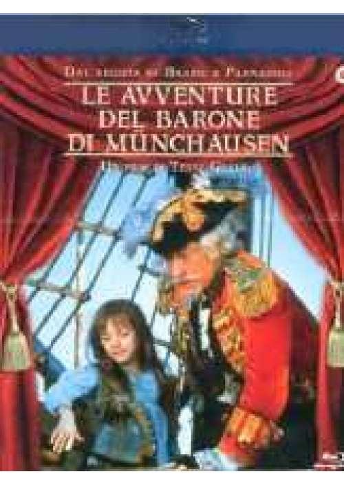 Le Avventure del Barone di Munchausen
