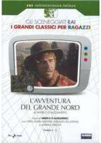 L'Avventura del Grande Nord (3 dvd)